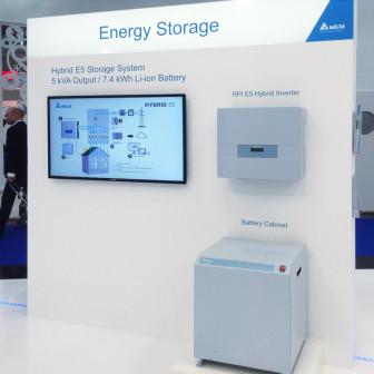 Energy Storage Delta Hybrid System